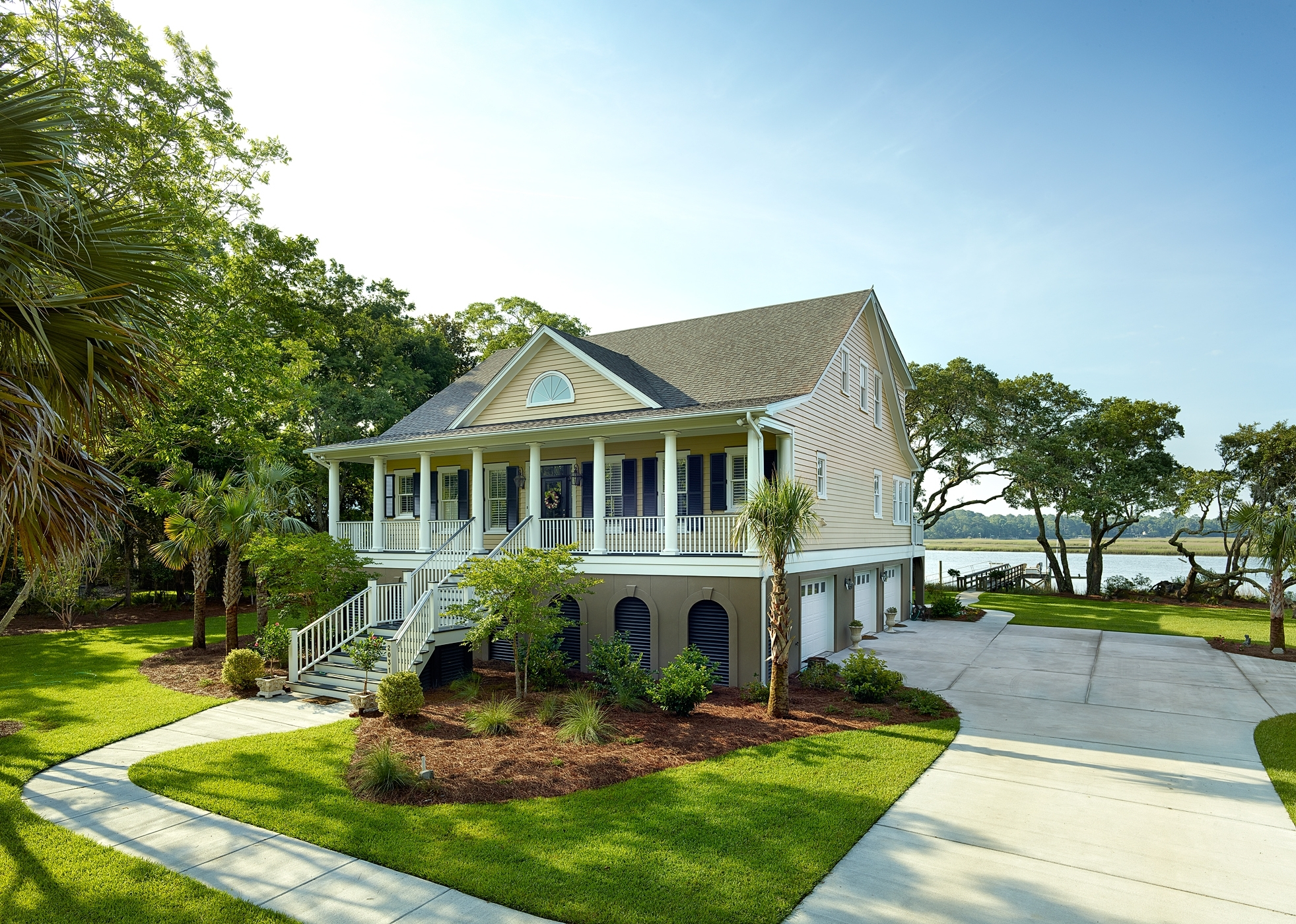 Wadmalaw Island Custom Home